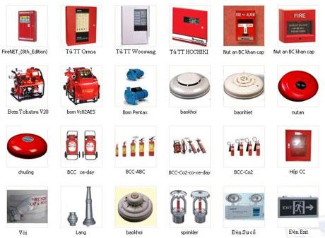 Địa điểm cửa hàng bán bình chữa cháy tại Tp HCM - Bảng báo giá 2014 9