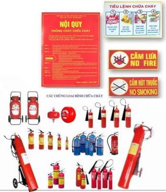 Địa điểm cửa hàng bán bình chữa cháy tại Tp HCM - Bảng báo giá 2014 10