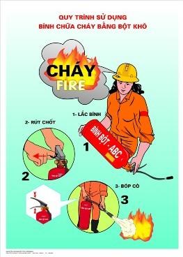 Địa điểm cửa hàng bán bình chữa cháy tại Tp HCM - Bảng báo giá 2014 13