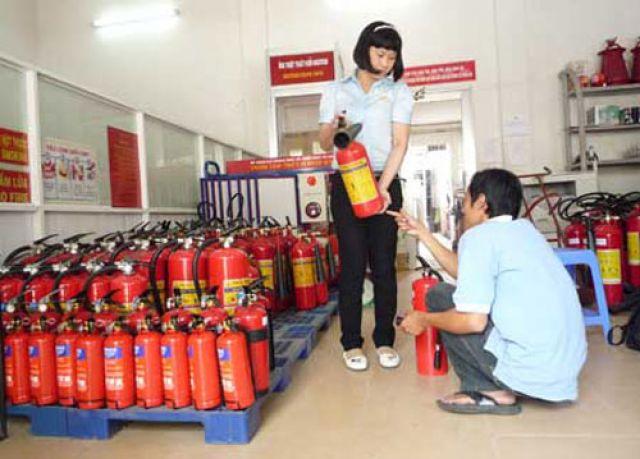Bán bình chữa cháy bột khô tổng hợp ABC MFZL và khí co2 MT giá rẻ - Thiết bị pccc phần 42