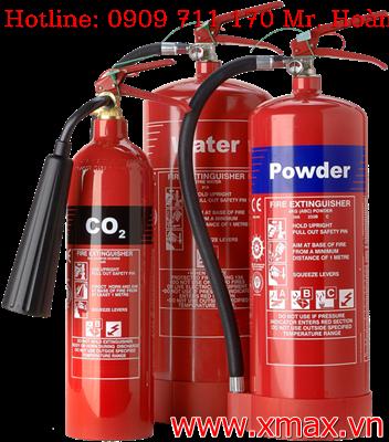 Bán bình chữa cháy bột khô tổng hợp ABC MFZL và khí co2 MT giá rẻ - Thiết bị pccc phần 11