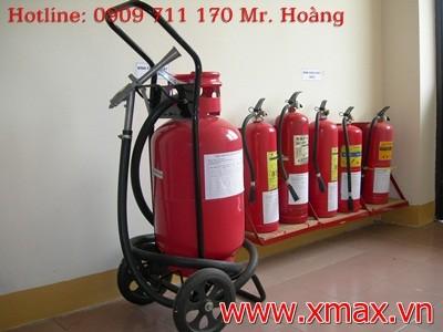 Bán bình chữa cháy bột khô tổng hợp ABC MFZL và khí co2 MT giá rẻ - Thiết bị pccc phần 15
