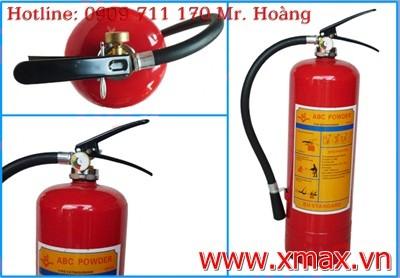 Bán bình chữa cháy bột khô tổng hợp ABC MFZL và khí co2 MT giá rẻ - Thiết bị pccc phần 18