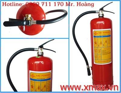 Bán bình chữa cháy bột khô tổng hợp ABC MFZL và khí co2 MT giá rẻ - Thiết bị pccc phần 19