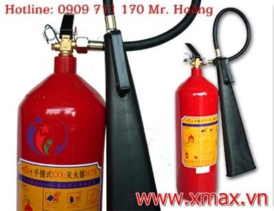 Bán bình chữa cháy bột khô tổng hợp ABC MFZL và khí co2 MT giá rẻ - Thiết bị pccc phần 28