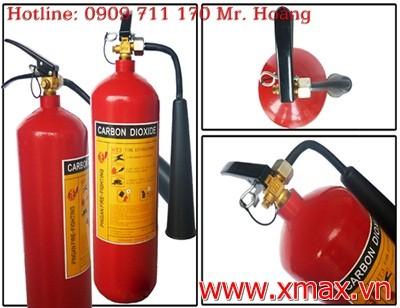 Bán bình chữa cháy bột khô tổng hợp ABC MFZL và khí co2 MT giá rẻ - Thiết bị pccc phần 29